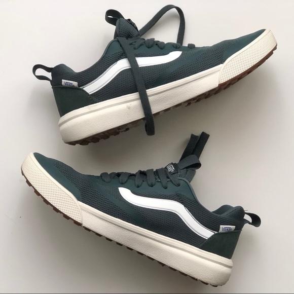 Vans Ultrarange Rapidweld Teal Sneaker
